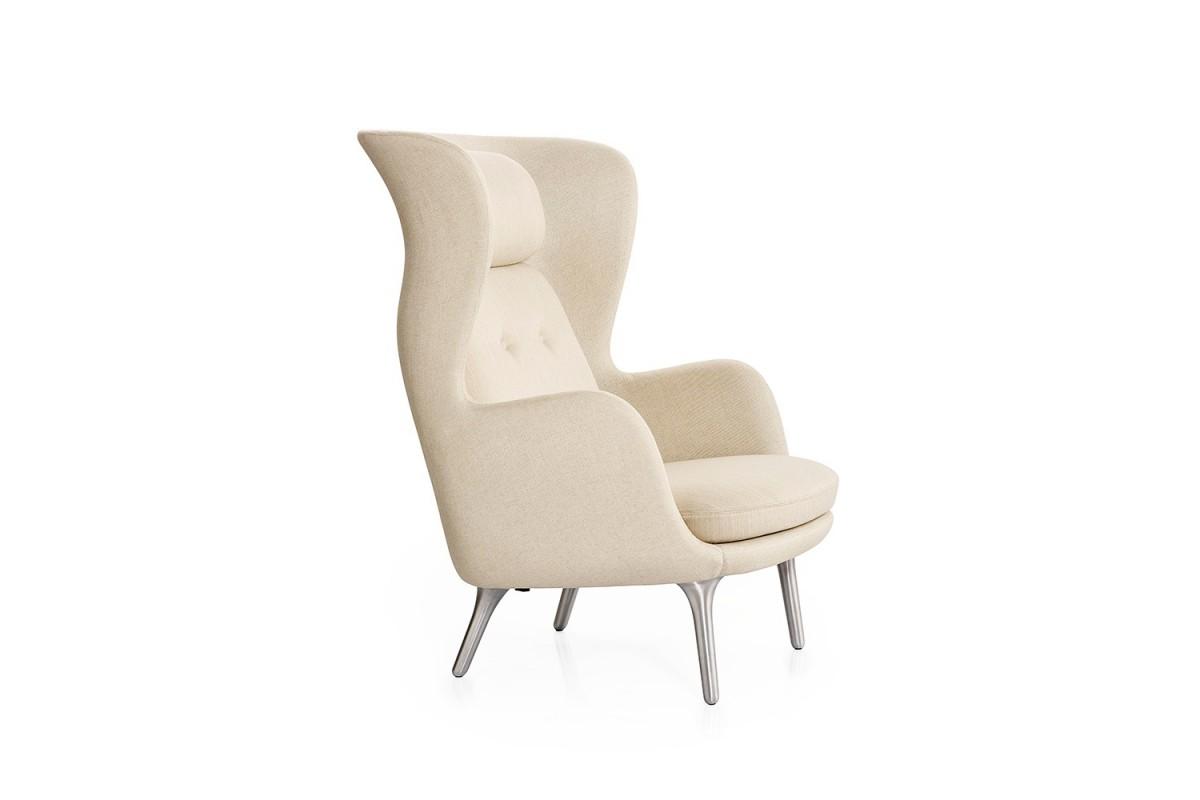 fritz hansen ro lenestol. Black Bedroom Furniture Sets. Home Design Ideas