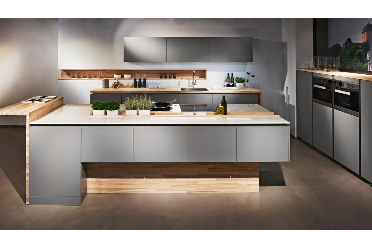 poggenpohl segmento. Black Bedroom Furniture Sets. Home Design Ideas