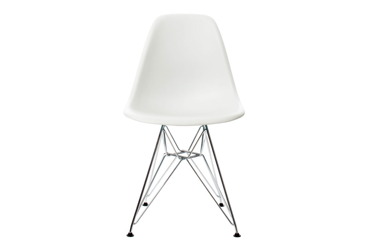vitra eames plastic side chair dsr. Black Bedroom Furniture Sets. Home Design Ideas