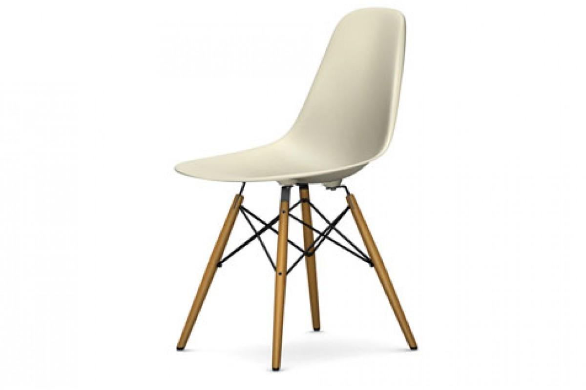 vitra eames plastic side chair dsw. Black Bedroom Furniture Sets. Home Design Ideas