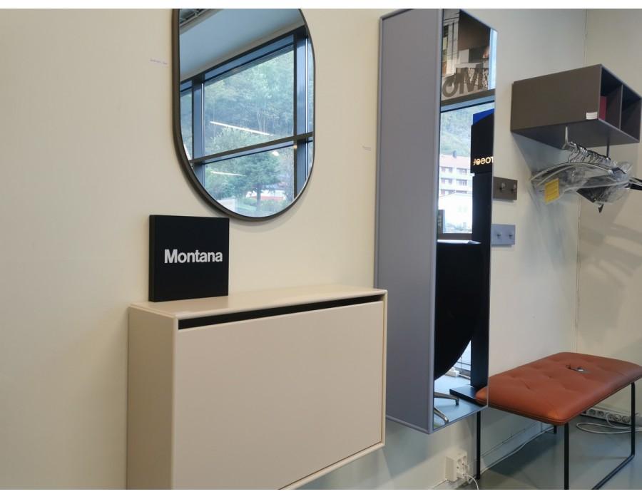 Montana garderobemodul fra utstilling.