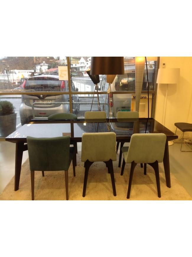 Racines spisebord fra utstilling, Bergen