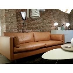 Kampanje Nova 3-seter sofa i lær kun kr. 24.450.-